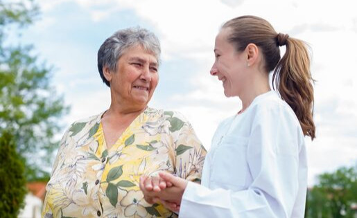 Making a difference through person-centred care